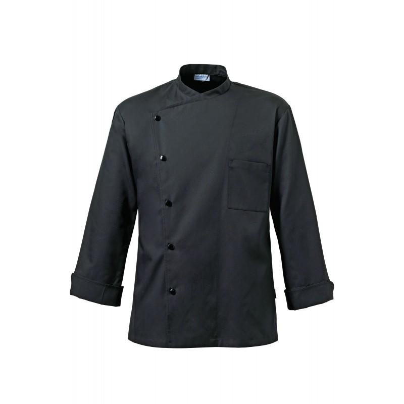 Chaquetillas de cocina julius negro - Chaquetillas de cocina ...