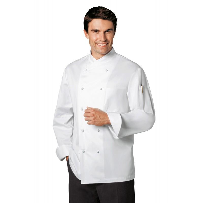 Chaquetillas de cocina jolio blanco - Chaquetillas de cocina ...
