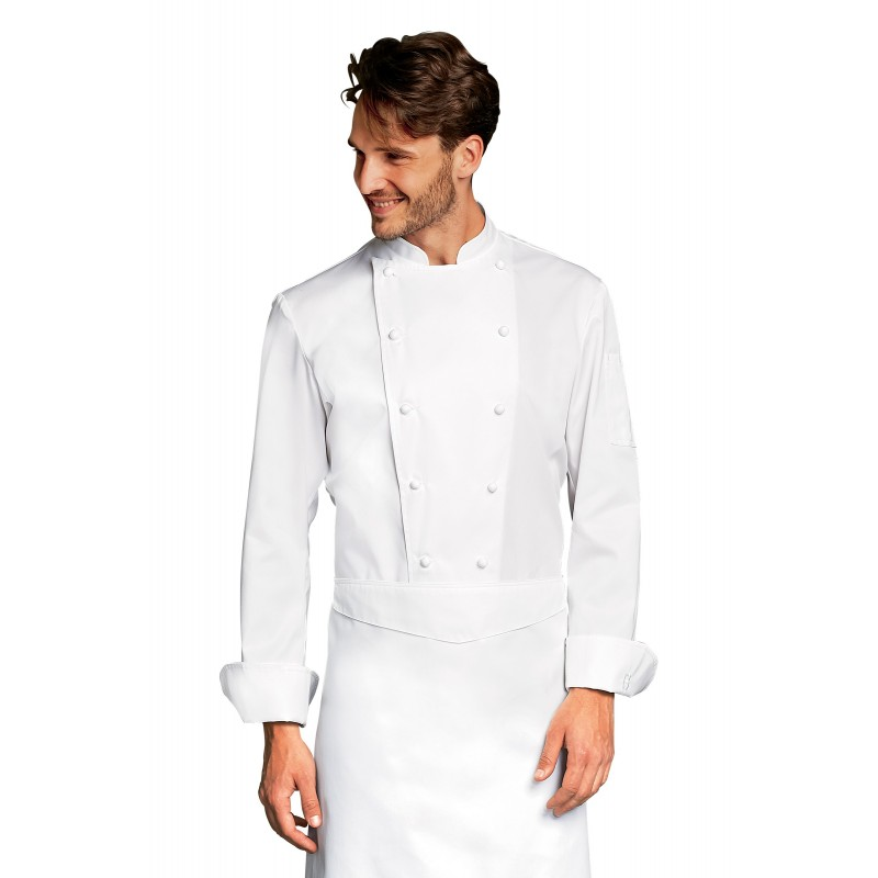 Chaquetillas de cocina grand chef allure negro for Cocina grand chef imaginarium