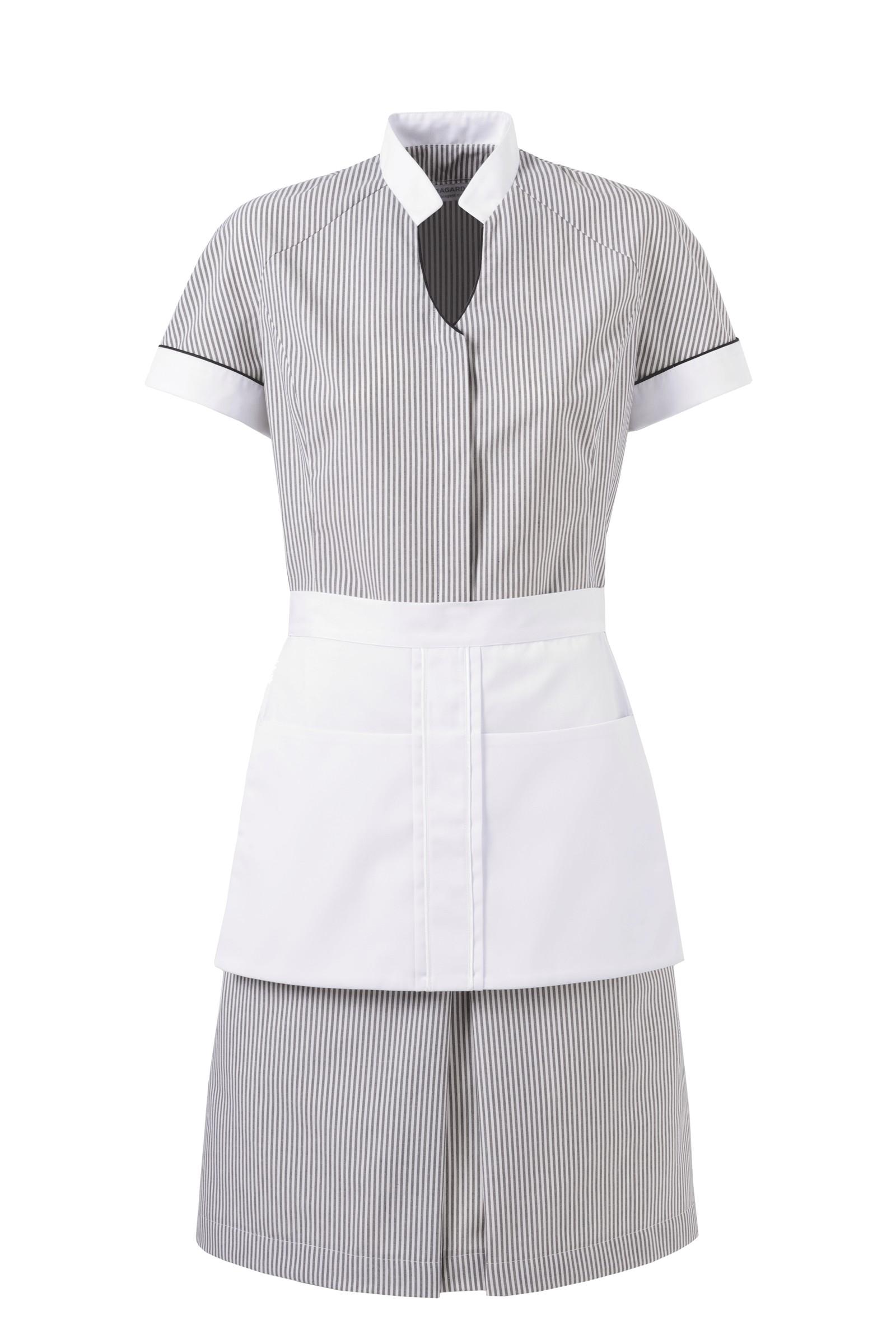 Ambra robe femme de chambre gris blanc - Robe de chambre noir femme ...
