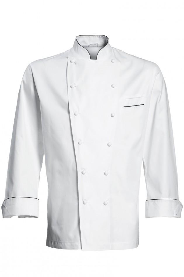 Chaquetillas de cocina perigord blanco - Chaquetillas de cocina ...