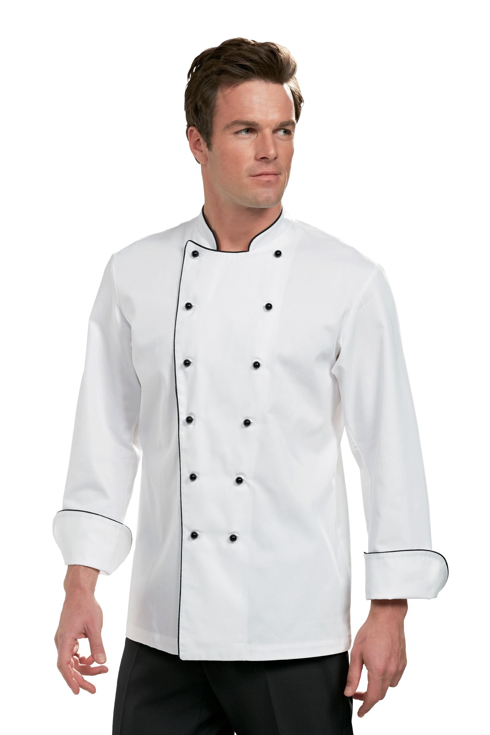 Chaquetillas de cocina narvica blanco - Chaquetillas de cocina ...