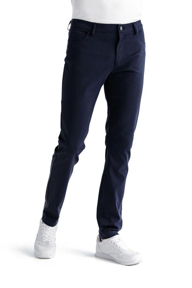 Pantalon slim homme