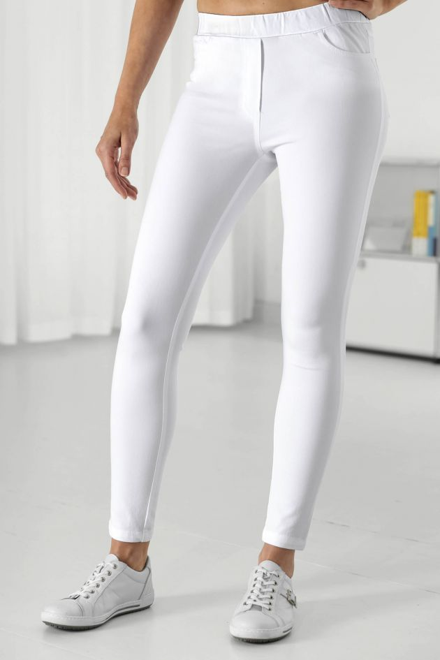 Pantalon skinny pour femme