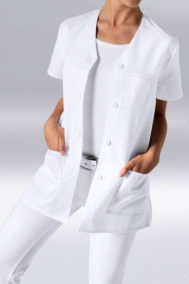 Blouse médicale femme