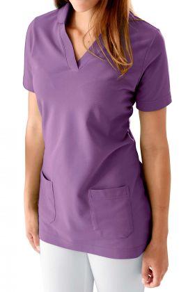 T-shirt/tunique manches courtes femme