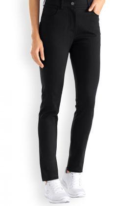 Pantaloni sanitari slim donna