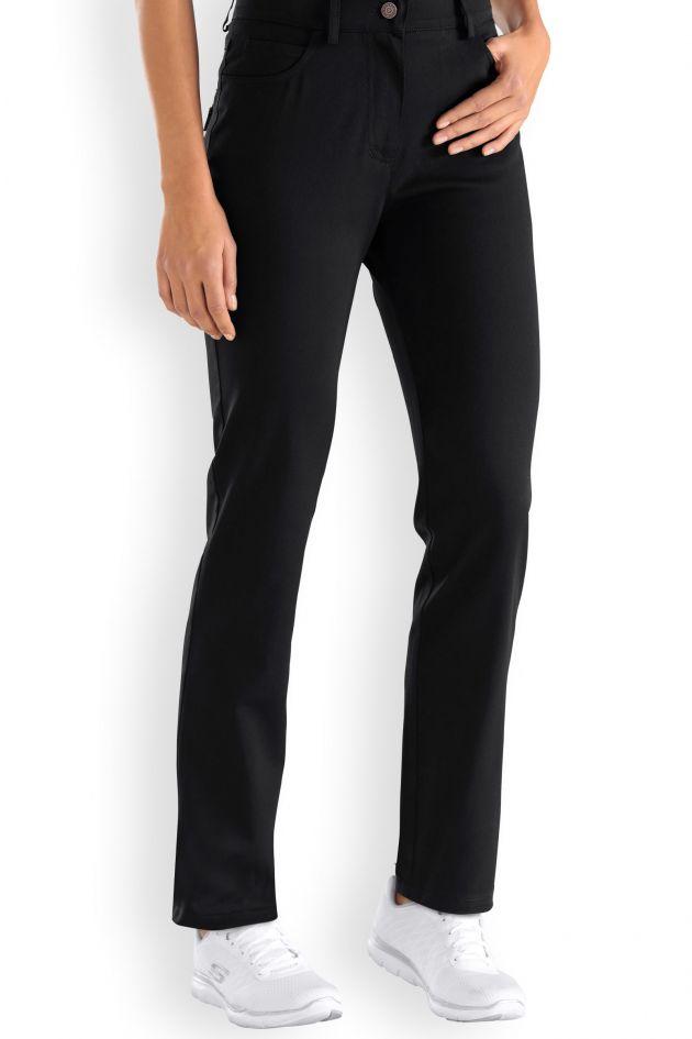 Pantaloni per donna taglio dritto