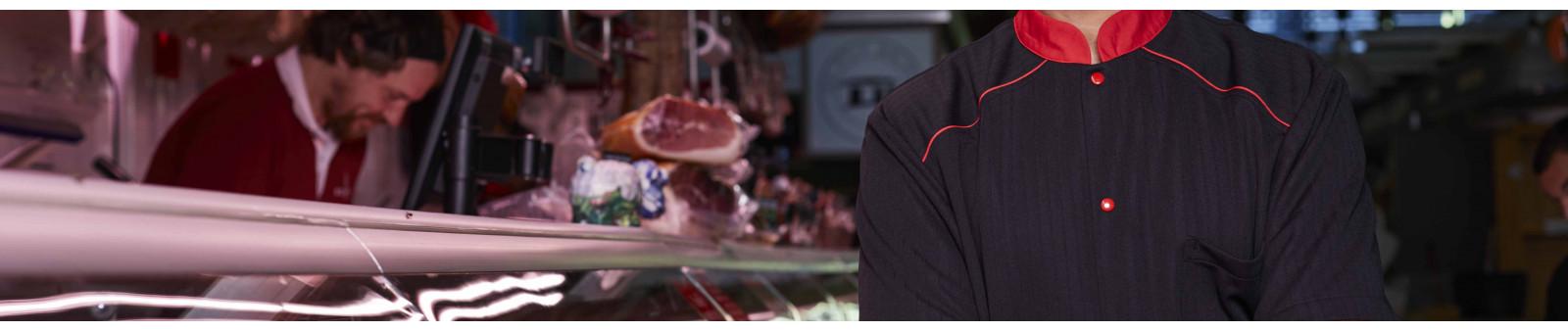 Metzger-, und Fleischerjacken