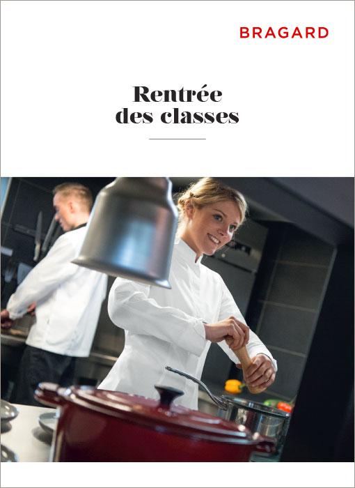 Catalogue Bragard Ecoles hôtelières