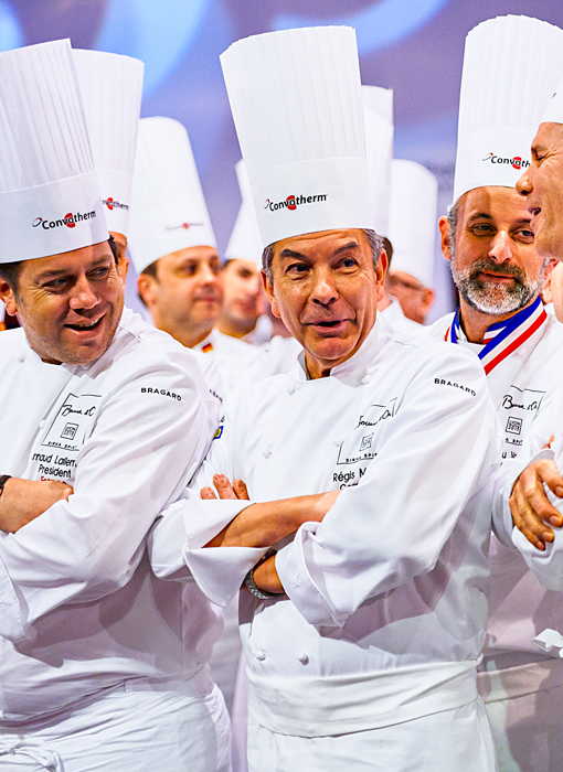 Partenariat Bocuse d'or