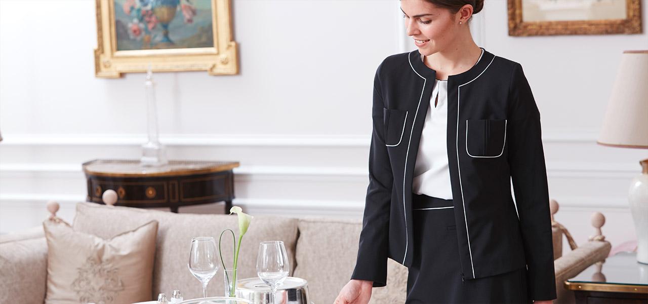 Bragard, des tenues professionnelles pour les métiers du service et de l'hôtellerie