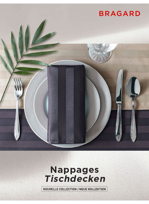 Bragard nappages
